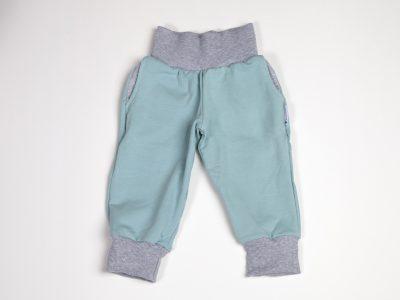 Grønn lillevenn bukse